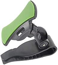 Cell Phone Holder Universal Mobile Phone Stand, Lazy Bracket, Flexible Short Arms Clip Mount for IPhone, LG, Office Bedroom Desktop Black