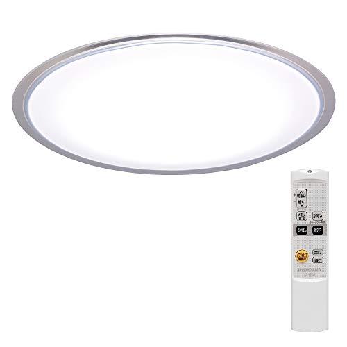 アイリスオーヤマ LEDシーリングライト 天井照明 電気 おしゃれ 14畳 調光 5800lm 5.0シリーズ CL14D-5.0CF (246902)