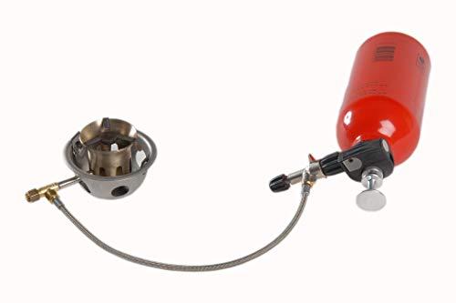 Trangia Multifuel Brenner X2 - Campingkocher für Flüssigbrennstoff