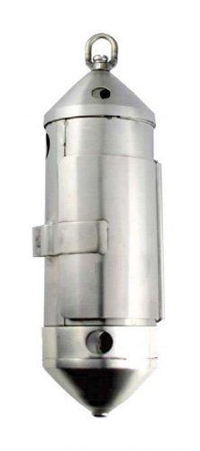 フジワラ(FUJIWARA) コマセ管II L-100号 ステンカラー