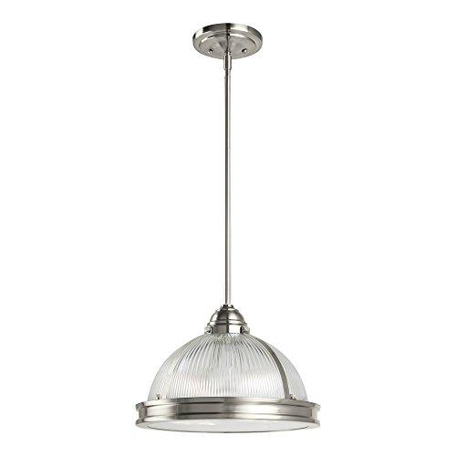 1-Pack Sea Gull 31588-710 Lighting Ellington 12-Light Burnt Sienna Single Tier Chandelier