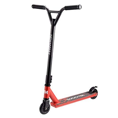 LIYANJJ Pro Scooters, Scooter Urbano para niños de 8 años en adelante - Patinete para Principiantes/Patinete de Acrobacias para niños Freestyle, School Commute o Learn Trick Scooter Moves