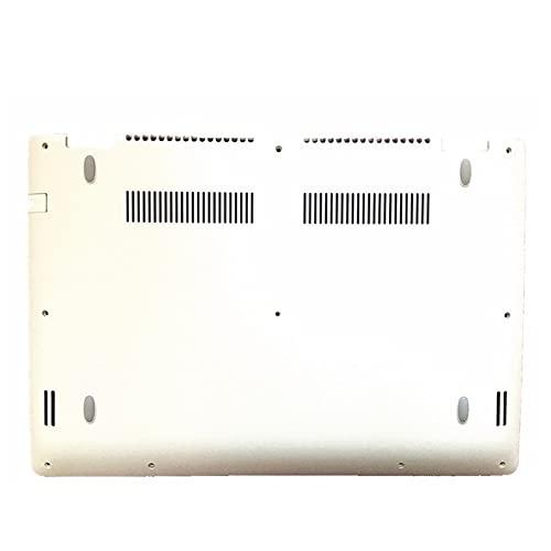 Drand New Bottom Base Case Cover for Lenovo FOR Yoga 500-14 500-14IBD 500-14IHW 500-14ISK Flex 3 14 Flex 3-1470 Flex 3-1480 5CB0H91166 (Color : White)