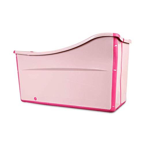 Adult Bathtub Portable Collapsible Bathtub, Baby Child Bathtub, Household Large Tub Folding Shower Tray, Comfortable Folding Adult Bathtub, Best Gifts