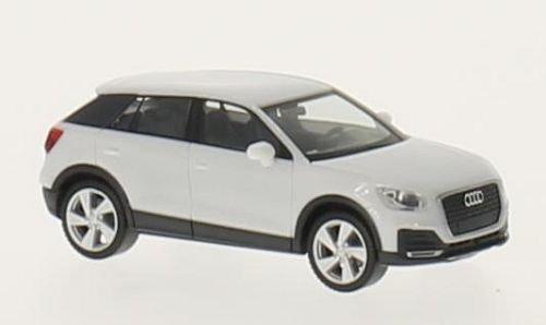 Audi Q2, weiss, 0, Modellauto, Fertigmodell, Herpa 1:87
