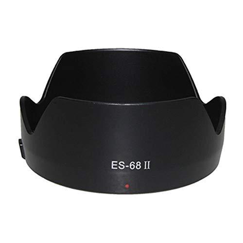 SSSabsir ES-68II Bayonet Mount Flower Lens Hood for Canon EF 50mm f/1.8 STM Lens