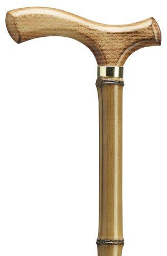 Fritz Handle on Bamboo Shaft Cane