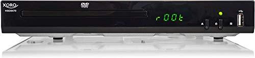 Xoro HSD 8470 HDMI MPEG4 Bild