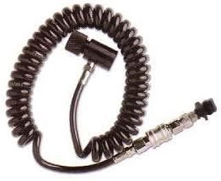 WaveToGo Coil Remote Hose Line w/Qd & Slide Check