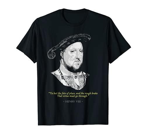 Camiseta de Enrique VIII