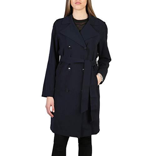 Armani Jeans Damen 3Y5L015N16Z Mäntel, Blau (blu 0543), 42