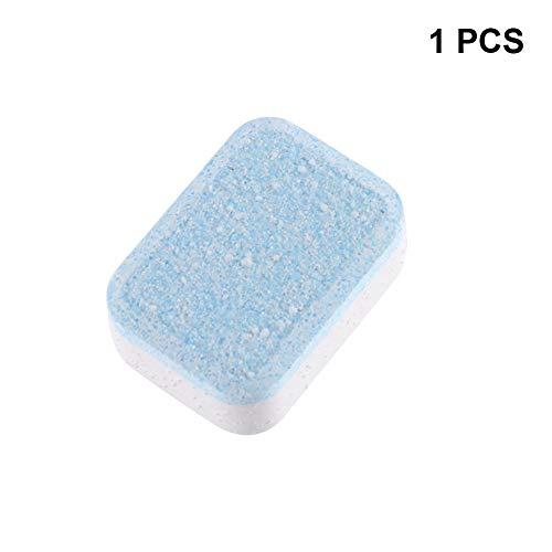Alftek 1/5/10/50 stuks wasmachine reiniger tabletten geconcentreerd wasmiddel voor wasmachine