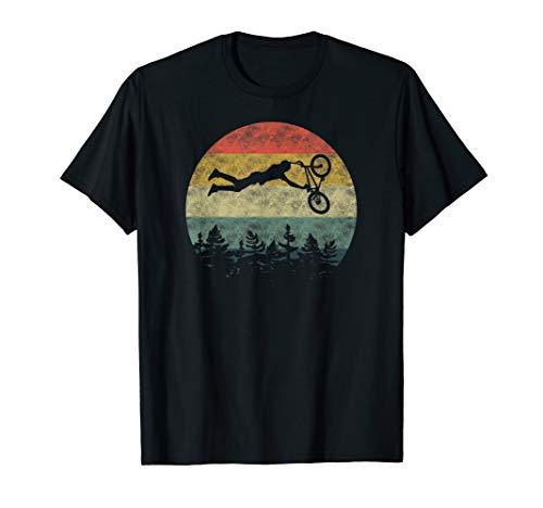 downhill slopestyle bike biker mtb mountain bike gift T-Shirt