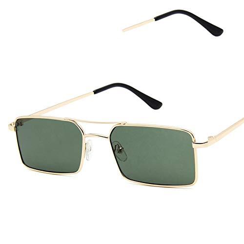 ShSnnwrl Único Gafas de Sol Sunglasses Gafas De Sol Clásicas Retro para Mujer Gafas De Sol De Lujo Steampunk De Metal para Mujer