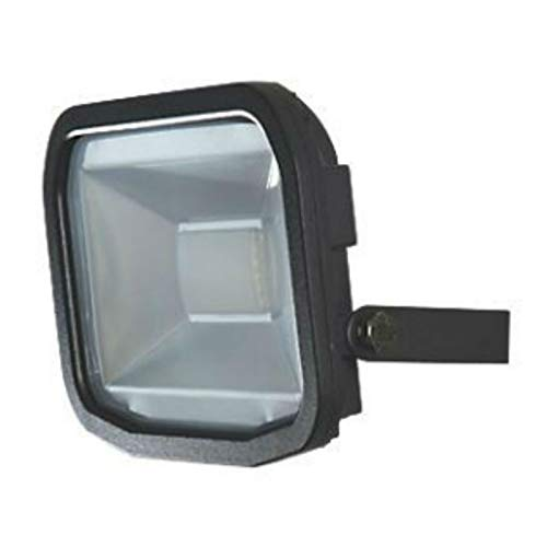 Luceco LED Outdoorstrahler, 10 W, 600 Lm, 5000 K LFS10W1B50-01