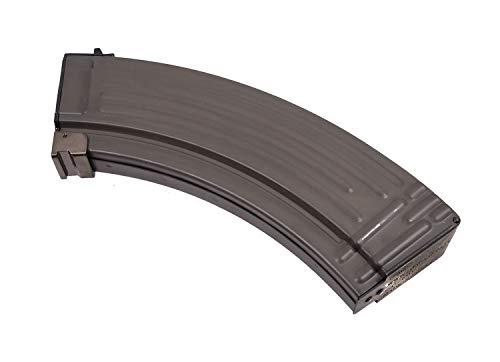 AIRSOFT AK LONEX FLASH METAL BLACK PULL CORD MAGAZINE MAG...