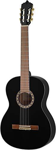 ARTESANO Estudiante XA-4/4BK Konzert-Gitarre black
