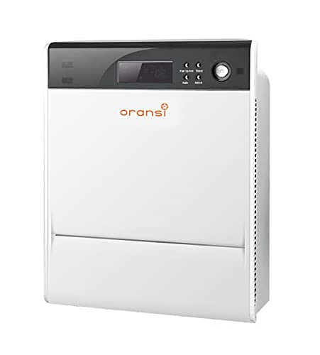 Oransi Max HEPA Air Purifier for Home, Cleans...