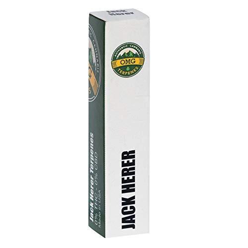JACK HERER Cannabis Terpene 2 ml - 100% natürlich + nikotinfrei - für E-Liquids, Extrakte und mehr!