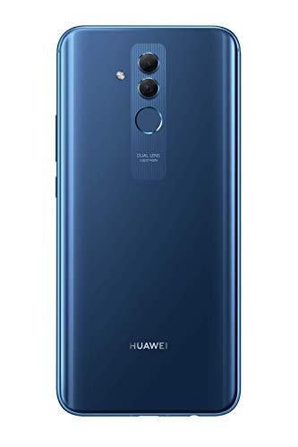 Huawei Mate 20 Lite Dual-SIM Android 8.1 Smartphone mit Dual-Kamera, sapphire blue (West European Version) - 2
