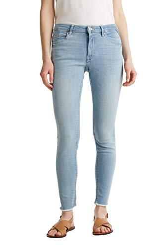 ESPRIT Damen 040EE1B311 Jeans, 904/BLUE Bleached, 30/28