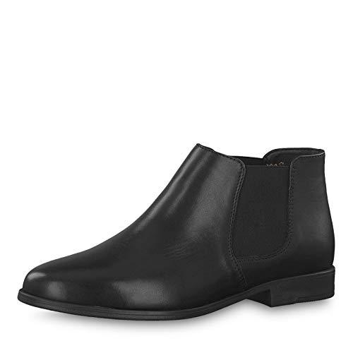 Tamaris Damen Stiefeletten 25032-23, Frauen Chelsea Boots, leger Stiefel halbstiefel Stiefelette...