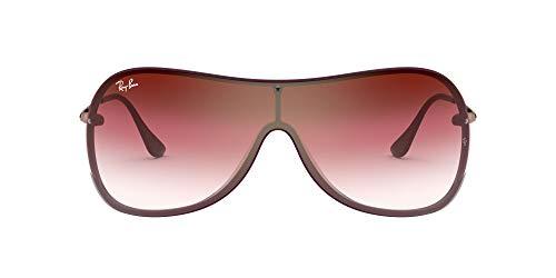 Ray-Ban 0RB4411 Gafas de sol, Demiglos Bordeaux, 40 Unisex