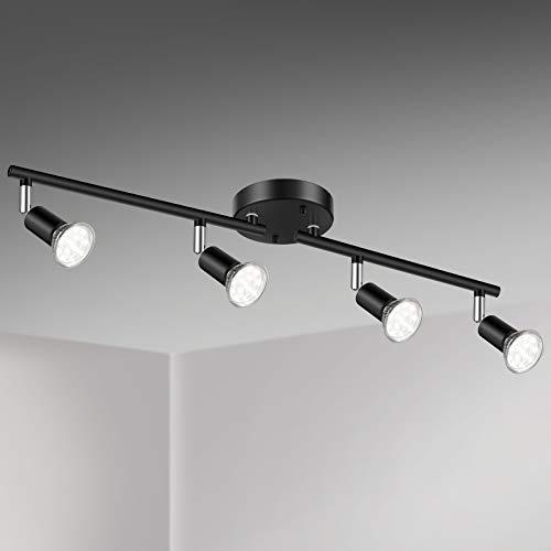 Unicozin LED 4 Light Track Light...