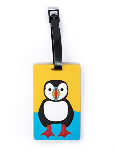 Luggage Tag | The Puffin | by Icelandic Craft & Design
