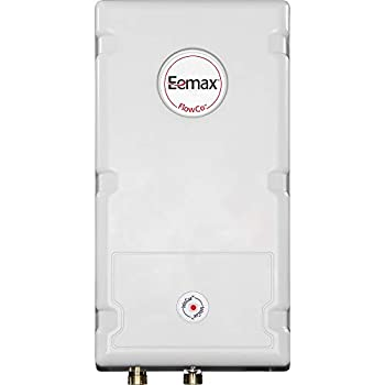 Eemax SPEX3512 FlowCo Tankless Electric Water Heater White
