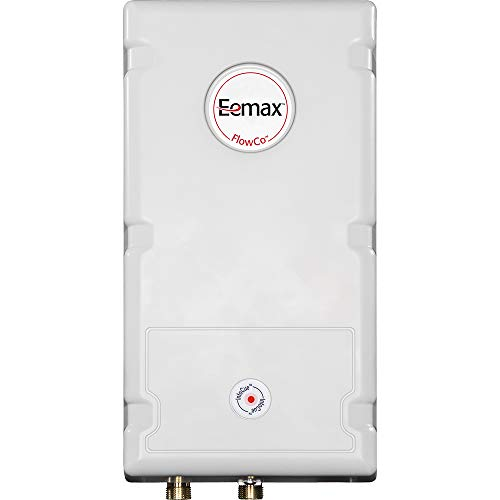 Eemax SPEX3512 FlowCo Tankless electric water heater, white