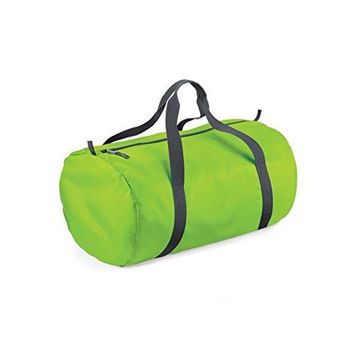 kompatibel mit BagBase Reisetasche, wasserabweisend, 32 Liter One Size (Lime)