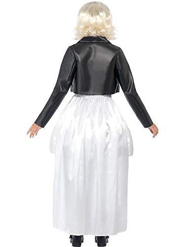 DISBACANAL Disfraz Novia de Chucky para Mujer - -, M: Amazon.es ...