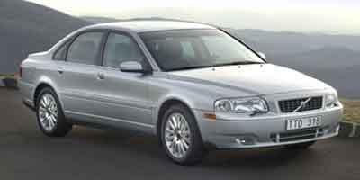 2004 Volvo S80, 4-Door Sedan 2.5L Turbo ...