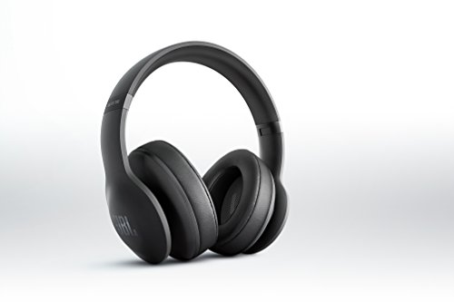 Harman Kardon V700NXTBLK Everest Elite 700 Cuffie Wireless Circumaurali con Cancellazione Attiva del Rumore NXTGen, Nero