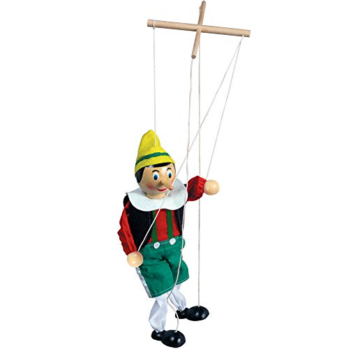 The Original Toy PINN Pinocchio Marionette, 15-Inch