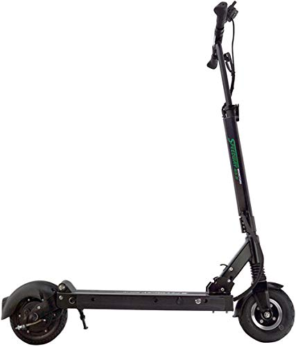Speedway Mini IV Electric Scooter Foldable, 350W Motor | Max Speed 20mph | 36V 10.4AH 375Wh Battery | 16 Miles Distance | Climbing Grade 15° (1-yr US Warranty), Black