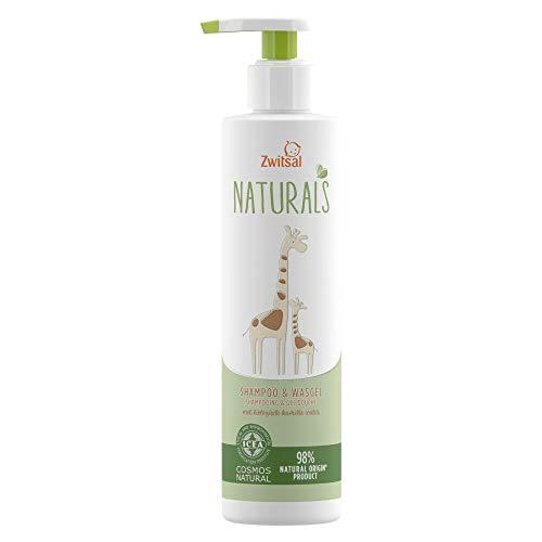 Zwitsal Naturals Shampoo en Wasgel 250 ml