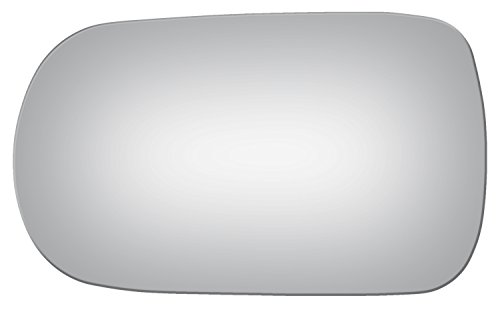 Burco 2562 Flat Driver Side Replacement Mirror Glass for Infiniti G20, Nissan 240SX, 300ZX, Maxima (1989, 1990, 1991, 1992, 1993, 1994, 1995, 1996)