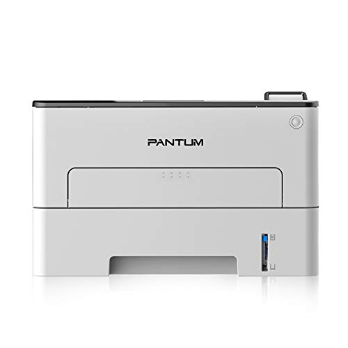 Pantum M15DW Small Monochrome Laser Printer for Home Office Use with Wireless Mobile Printing, Built-in Ethernet & Auto Two-Sided Printing