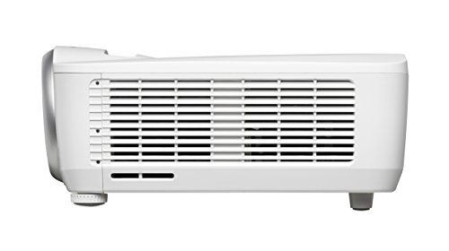 Vivitek HK2288-WH - Proyector de cine en casa (2000 lm, 4 K, DLP, HD), color blanco
