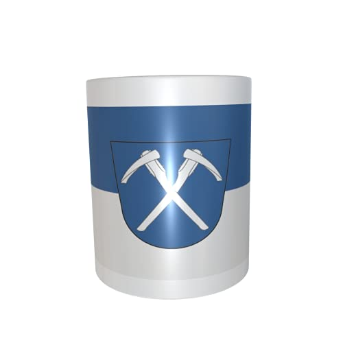 U24 Tasse Kaffeebecher Mug Cup Flagge Bad Homburg vor der Höh