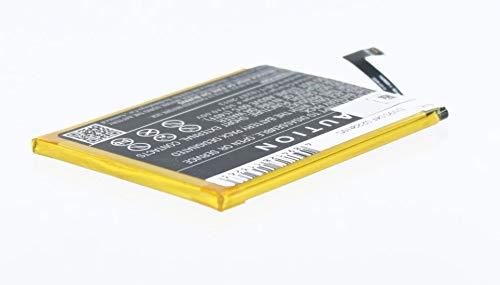 akkuversum batería de repuesto compatible con Wiko Fever 4G sustituye batería tipo tlp15j15