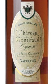Cognac Napoléon - Château de Montifaud 40,0%, 0,7 L