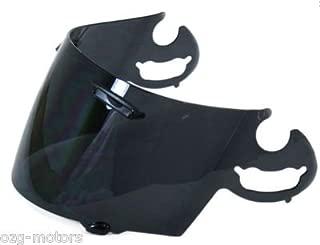 Smoke RR5 aftermarket visor to fit Arai helmet Shield Visor Rx7 RR5 Corsair GP V RX-Q, RX-7GP, Quantum Dark Tint