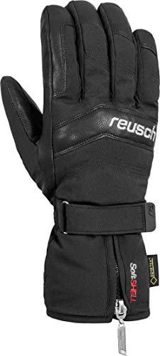 Reusch Raphael GTX Handschuhe, Black/White, 8.5