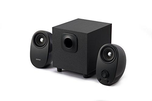 Edifier M1390BT 2.1 Multimedia Speaker System with Bluetooth - Black