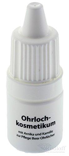 ITRR Ohrloch Kosmetikum 5ml mit Arnika und Kamille