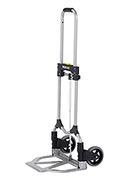 Magna Cart Ideal Steel Folding Hand Truck by Welcome