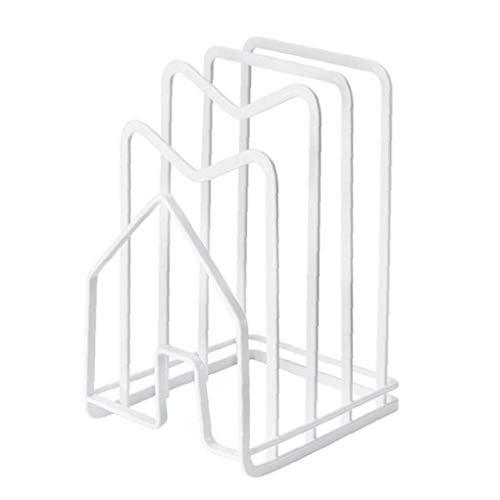 Nicedier Tabla de Cortar Rack Bandeja de Horno de Metal Rack de Corte del Soporte para Tarjetas del Organizador del almacenaje de la Cocina